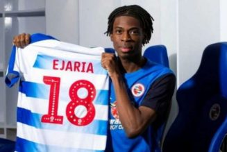 Ovie Ejaria completes Reading move away from Liverpool