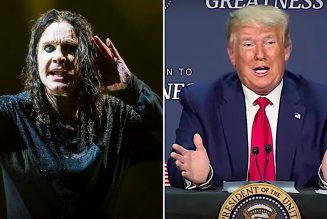 "Ozzy Osbourne on Trump's Pandemic Response: ""This Guy's Acting Like a Fool"""