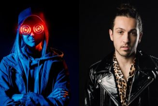 """PEEKABOO Transports REZZ and Grabbitz's """"Someone Else"""" to the Netherworld with Sinister Trap Remix"""
