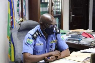 Police commence arms mop-up in Rivers