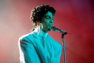 Prince's Estate Shares Unreleased 'Witness 4 the Prosecution (Version 2)'