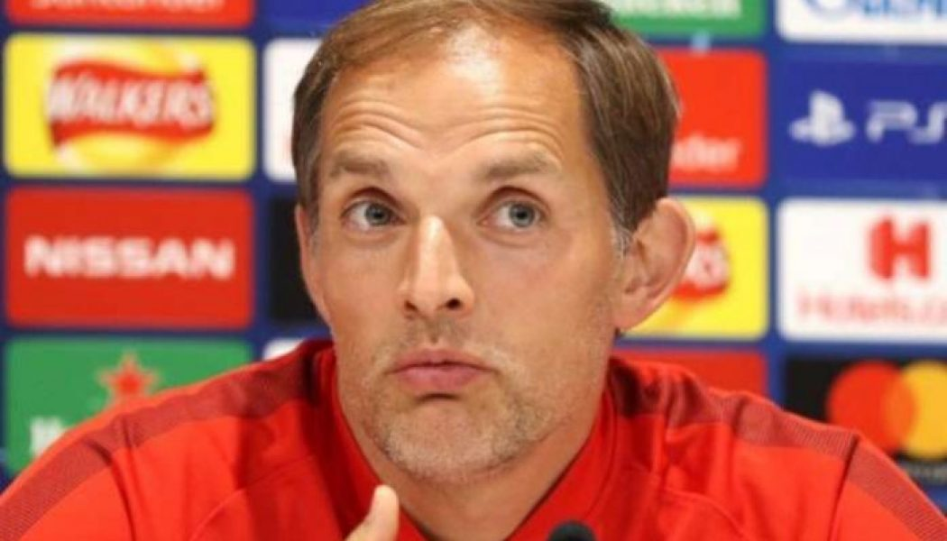 PSG boss explains angry outburst at Leipzig coach