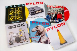 Pylon Announce Box Set Featuring First Vinyl Pressings of Gyrate, Chomp in 35 Years
