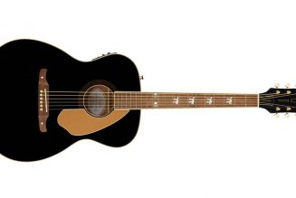 Rancid's Tim Armstrong Unveils 10th Anniversary Fender Hellcat Acoustic Guitar