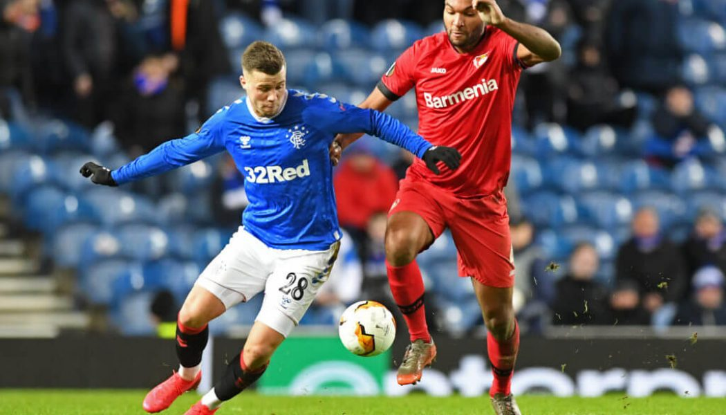 Report: 25y/o who Gerrard is a big fan of rejects terms of fresh Rangers deal