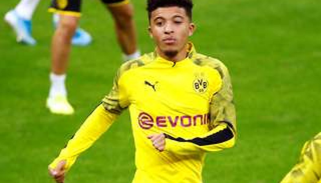 Report claims what shirt number Sancho will wear at Manchester United
