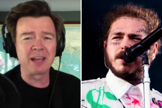 "Rick Astley Turns Post Malone's ""Better Now"" into an Acoustic Banger: Watch"