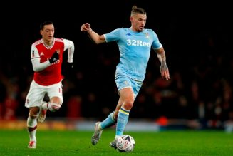 Rooney sends warning to Rice after Leeds star earns England call-up