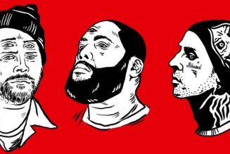 """Run the Jewels Join Travis Barker on New Song """"Forever"""": Stream"""