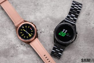 Samsung Galaxy Watch 3 review: time for a change