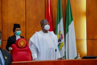 Senator Lawan: National Assembly won't tolerate disrespect from presidential appointees again