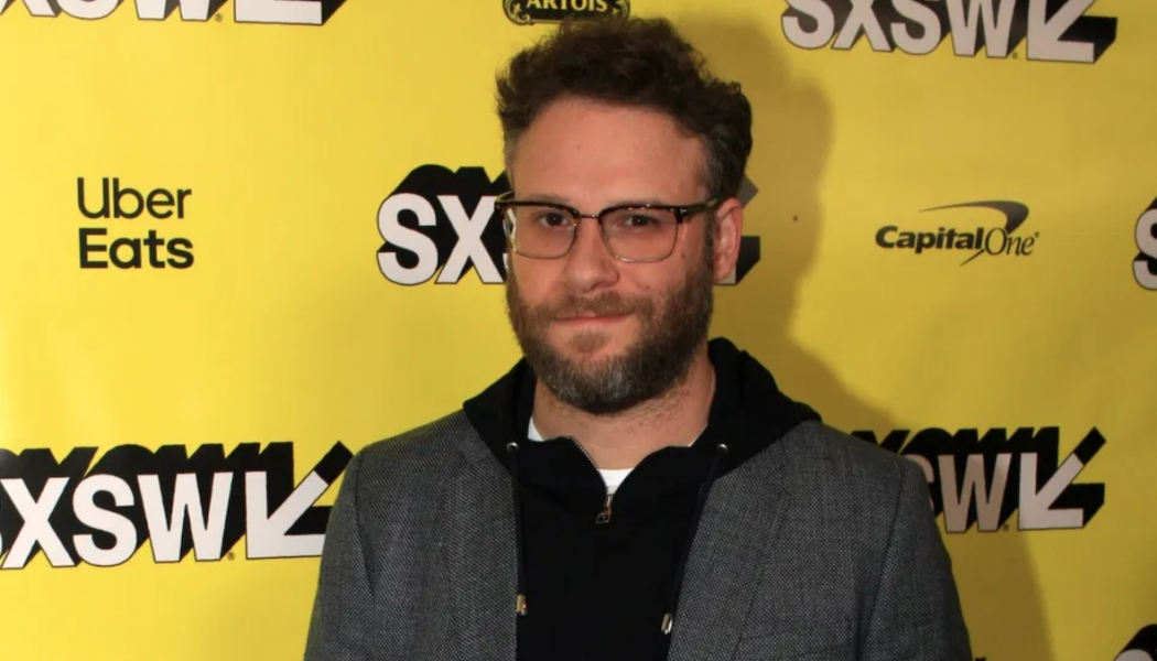 """Seth Rogen Says He Was """"Fed a Huge Amount of Lies About Israel"""""""