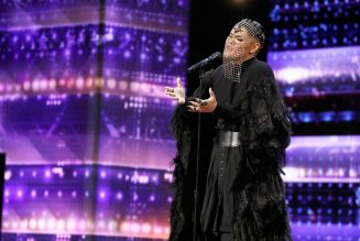 Sheldon Riley Reimagines Kylie Minogue's 'Can't Get You Out of My Head' on 'AGT': Watch