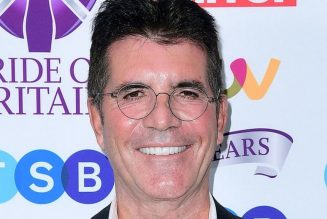 Simon Cowell Breaks Back After Falling Off Electric Bicycle