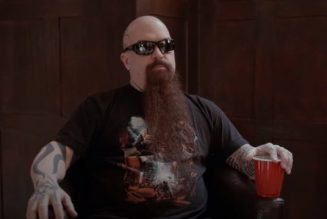 SLAYER's KERRY KING Has 'More Than Two Records' Worth Of Music' For His Next Project