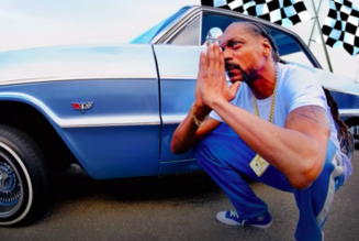"Snoop Dogg Honors a Fallen Friend with ""Nipsey Blue"": Stream"