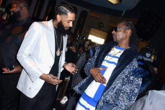 Snoop Dogg Pays Tribute to Nipsey Hussle With 'Nipsey Blue'