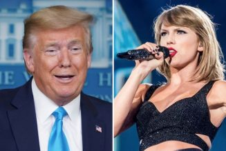 "Taylor Swift Slams Trump for ""Calculated Dismantling"" of USPS"