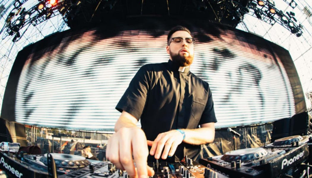 """Tchami Remixes Justin Martin's """"Stay"""" Into Tech-Funk House Thumper"""