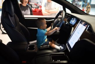 Tesla is working on a sensor that can detect a child left behind in a hot car