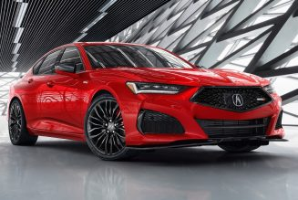 The Acura TLX Just Got a Lot More Expensive for 2021