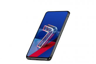 The Asus Zenfone 7 adds a third lens to its neat flipping camera