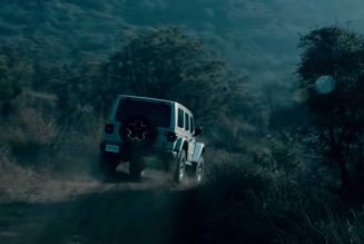 The Electrified Jeep Wrangler 4xe Is Coming, Silently