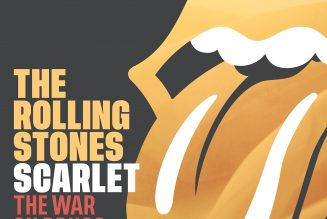 """The Rolling Stones Enlist The War on Drugs for New Remix of """"Scarlet"""": Stream"""