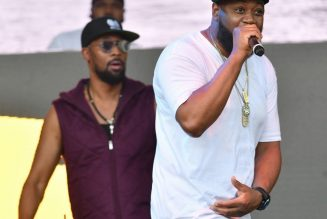 """The RZA & Ghostface Connect For New Social Justice Themed """"Fighting For Equality"""""""