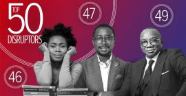 The top 50 African disruptors (46-50)