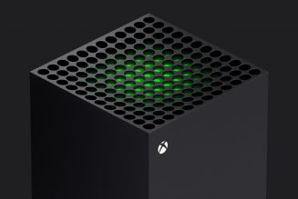 The Xbox Series X could launch on November 6th