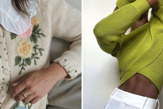 These Autumn Knits Are So Good That I Want to Start Wearing Them Now