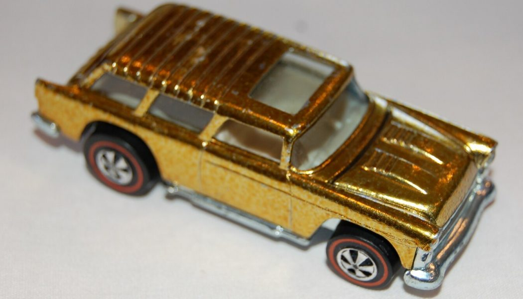 These Rare Hot Wheels May Be Small But They're Worth Thousands