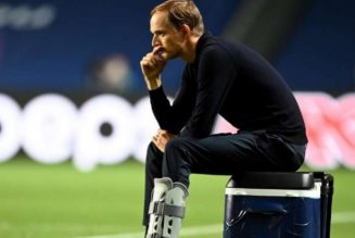 Thomas Tuchel rues PSG's missed chances in Champions League final loss to Bayern