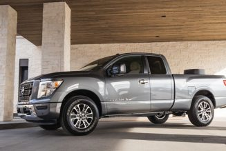 Titan, Eh? Nissan Discontinues Its Big Pickup in Canada