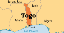 Togo coronavirus cases surpass 1,000