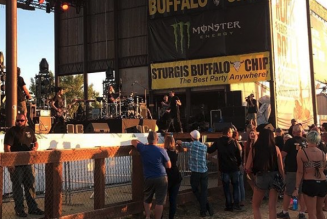 Trapt's Buffalo Chip Concert Drew the Largest Crowd Ever to Witness a Concert Ever, Period.