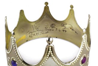 Tupac Love Letters, Notorious B.I.G. Crown Up for Auction