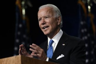 """Uncle Joe Promises To Lead Country Down A """"Path of Light"""" While Accepting Dem Nomination For President"""