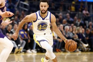Under Armour To Give Steph Curry His Own Brand
