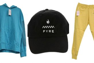 US Marshals Are Auctioning Off Old Fyre Fest Merch