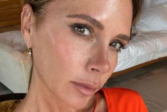 Victoria Beckham Just Managed to Make Hot Pants Look Grown-Up