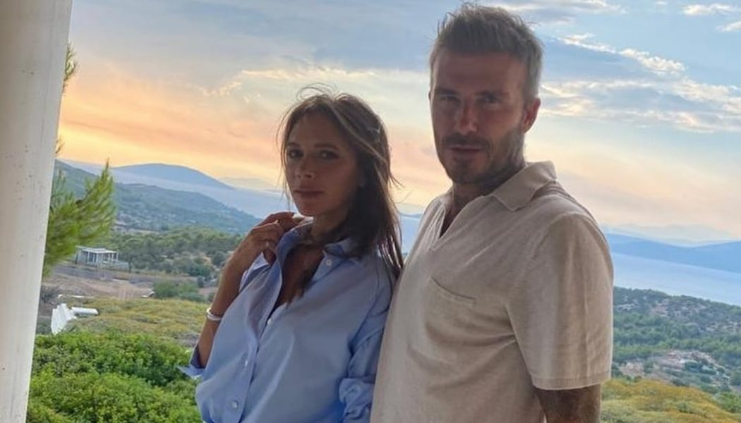 Victoria Beckham Shows Us that Shorts Can Look Incredibly Smart at Any Age