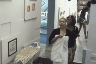 VIDEO: BBNaija Kaisha and Nengi get into a fight with each other