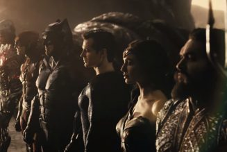 Watch the first trailer for Zack Snyder's Justice League cut