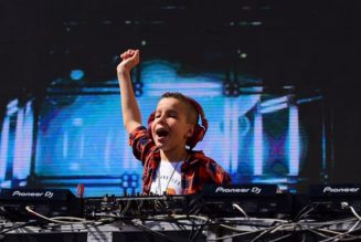 Watch This 13-Year-Old DJ Perform His Debut Club Set in Ibiza