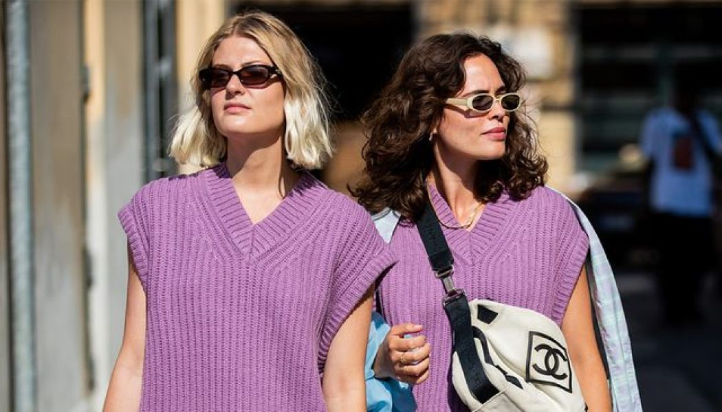 We Predict This Unlikely Knit Will Be Autumn's Biggest Jumper Trend