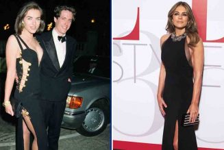 We've Done the Research, and These Are the 36 Sexiest Dresses Elizabeth Hurley's Ever Worn