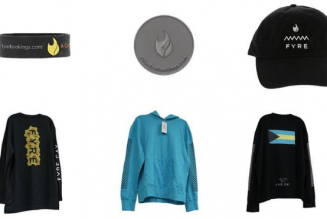 You Can Buy These Items from the Fyre Festival Merchandise Collection Seized from Billy McFarland