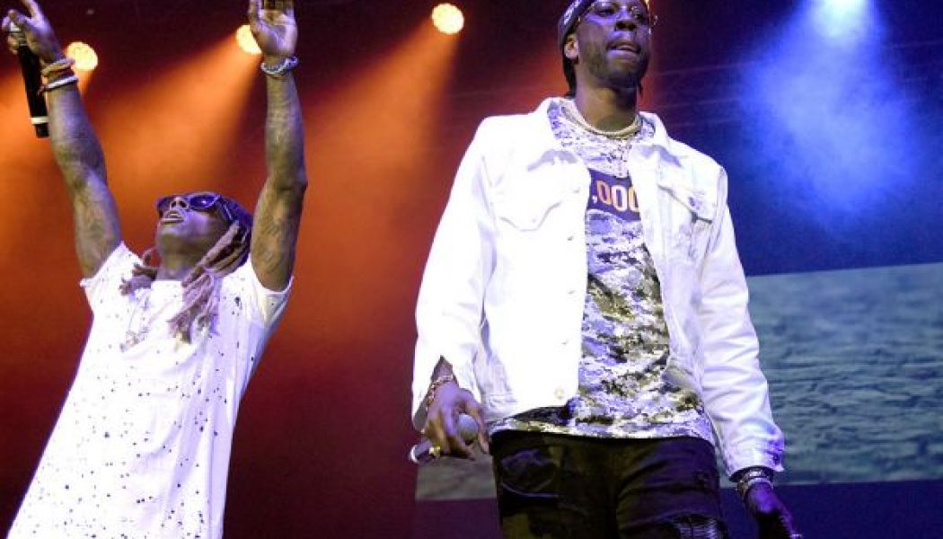 """2 Chainz ft. Lil Wayne """"Money Maker,"""" Curren$y ft. Rick Ross """"Mugello Red"""" & More 